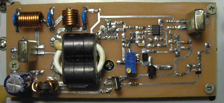 схема намотки 24v на маз ne555